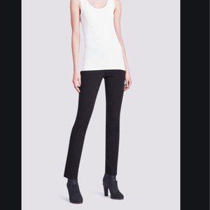 New Elie Tahari Nova Double-Knit Stretch Pants
